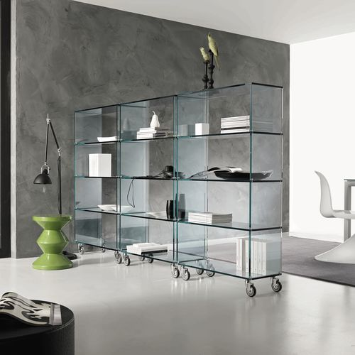 high office bookcase LIBRERIA by Marco Gaudenzi TONELLI Design