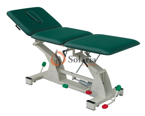 hydraulic massage table DUAL 3 SOLARIA