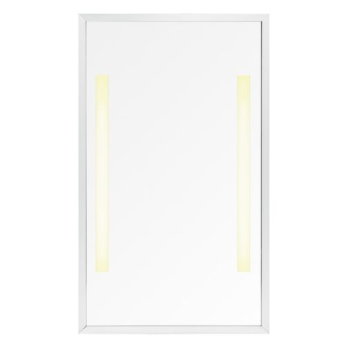 illuminated bathroom mirror CONCORDE Brot