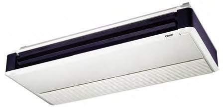 individual ceiling mounted air conditioner (split system) 40QAQ PERFORMANCE SERIES CARRIER commercial