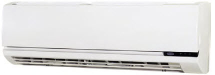 individual wall-mounted air conditioner (split system, reversible) 40QNQ PERFORMANCE SERIES CARRIER commercial
