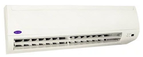 individual wall-mounted air conditioner (split system, reversible) 40MVQ COMFORT SERIES CARRIER commercial