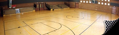 indoor synthetic sports floor TARAFLEX® ISOLSPORT Gerflor - Sols Sportifs