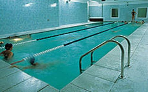 inground commercial training pool (for indoors) BLUESPRING LAGHETTO