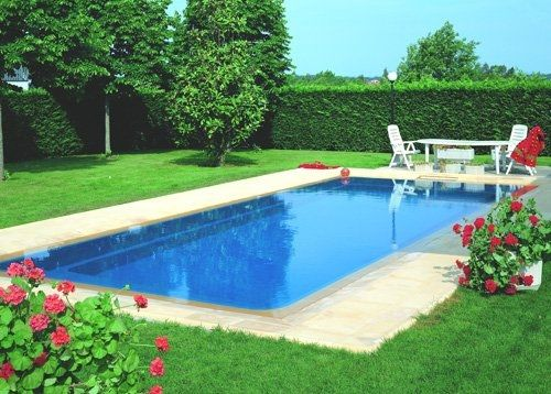 inground one-piece swimming pool (fiberglass) GRAF-55 GRAF Pool line