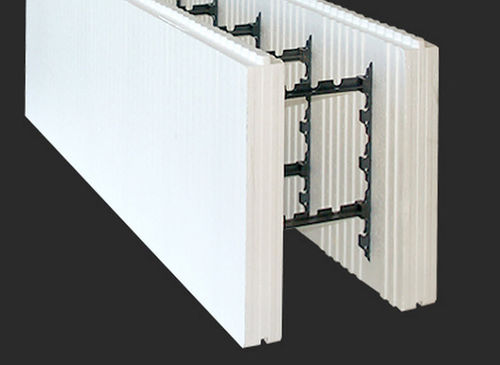 insulated formwork in polystyrene ARXX EDGE ARXX