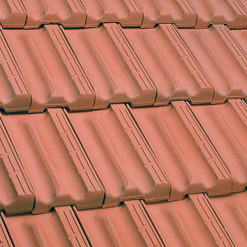 interlocking clay roof tile MARSIGLIESE TV - CC05000 COTTO SENESE