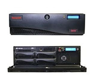 IP format video recorder for remote monitoring RAPID EYE™ HYBRID HD Honeywell Security