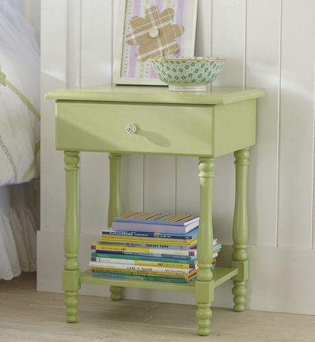 kids bed-side table (unisex) AVERY Pottery Barn Kids