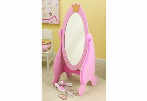 kids mirror (girls: princess) PRINCESS KidKraft
