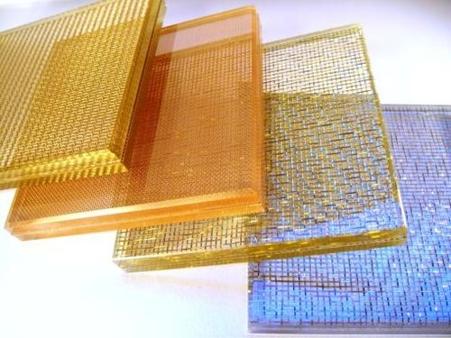 laminated glass panel (translucent) Maxlen