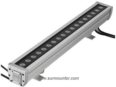 LED wall-washer DMX-A18 Surmountor Lighting Co., limited.