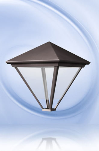 lighting for traditional lamp post PYRAMIDE 4V1 Fontes de Paris