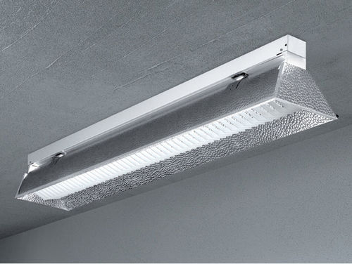 linear ceiling mounted fluorescent luminaire (for offices) E370/158HFW ETAP