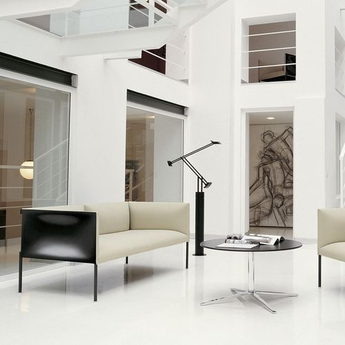 minimalist design sofa HOLLOW by Patricia Urquiola B&B Italia