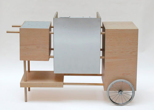 mobile garden kitchen ANDAZ studiomama