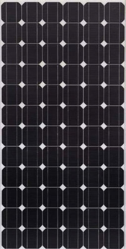 monocrystalline photovoltaic solar panel NSI 180/72-M noble solar industries