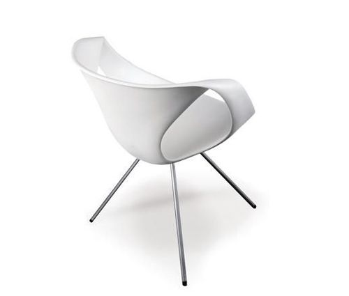 organic design chair up chair 907.01 by Martin Ballendat TONON