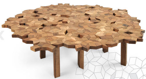 original design coffee table UMBRA: RNM 262 by Jasna Mujkic  rukotvorine