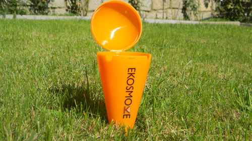 outdoor ashtray for public spaces EKOASMOKE ART. 8500 EKOSMOKE