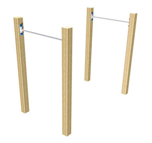 outdoor parallel bars CD-605 VIMALTO