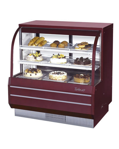 pastry display case TCGB-48-2  Turbo Air