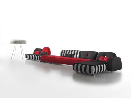 pop art design modular sofa LOOP-GOLDEN YOUNG COLLECTION Alberta