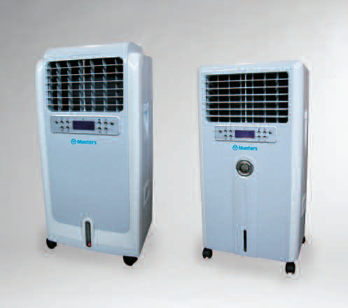 portable evaporative cooler CCX 1.5 &amp; 2.5F Munters
