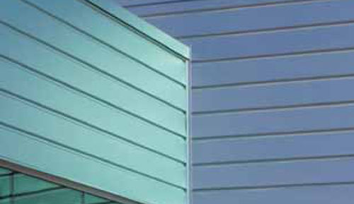 profiled steel roofing sheet DURANAR® VARI - COOL� PPG Ideascapes