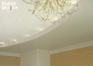PVC stretch ceiling PREMIUM 3 Saros EST OU