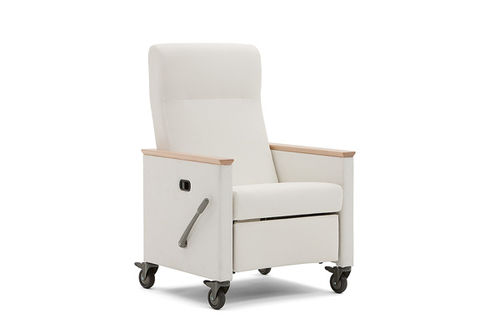 recliner armchair for healthcare facilities MINERAL™ Nurture by Steelcase