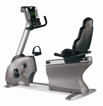recumbent excercise bike DYNAMIKA
