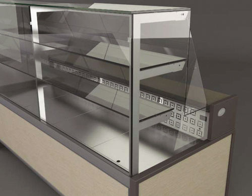 refrigerated pastry exhibition display case DOMINA 6 CustomCool / SIFA