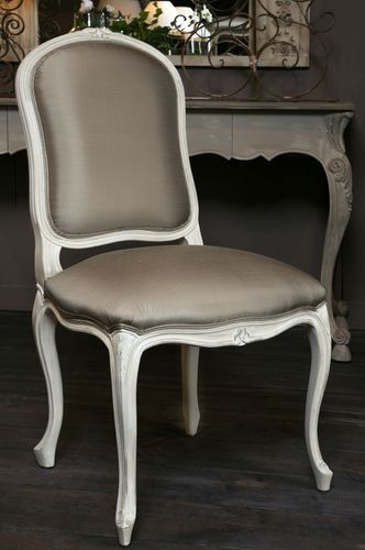 Regency classic style chair CELIA JCB INT&Eacute;RIEURS