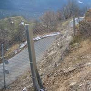 rockslide protection TXI 100 - 500 kJ Geobrugg AG