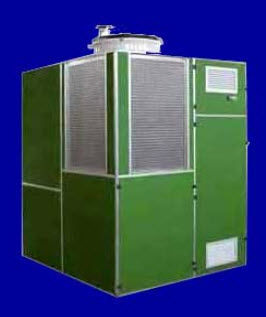 rooftop air conditioner COMBI BASIC CMT