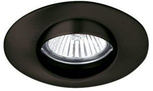 round recessed ceiling halogen spotlight (adjustable) ZAR Cristalrecord