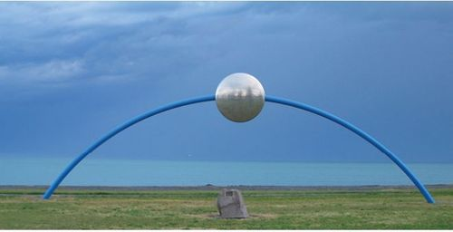 sculpture for public space ECLIPTIC David Trubridge Design