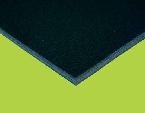 semi-rigid acoustic polyethylene insulation panel for floor AKUSTIK PLUS N.D.A. NUOVE DIMENSIONI AMBIENTALI