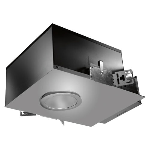 square recessed ceiling halogen spotlight (adjustable) ARCHITEKTUR : A4/A4S PRESCOLOTE