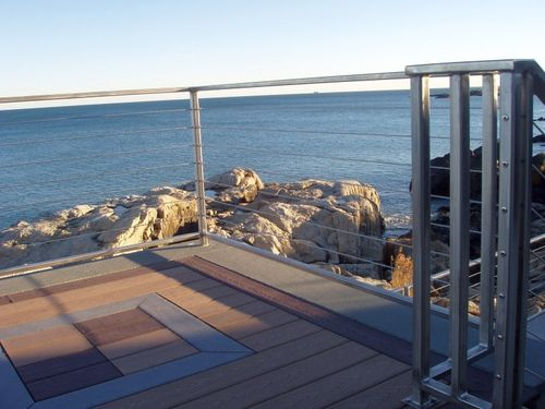 stainless steel balustrade Ultra-tec