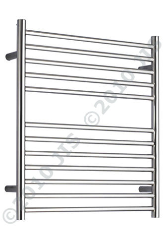 stainless steel electric towel radiator OUSE 620 JIS Europe