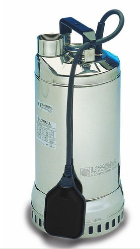 Stainless steel submersible pump DIWA ITT Lowara UK Ltd 