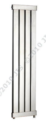 stainless steel vertical dual energy radiator ARUN 1460/360 JIS Europe