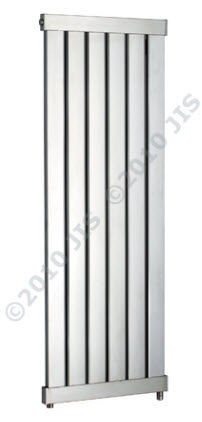 stainless steel vertical dual energy radiator ARUN 1460/535 JIS Europe