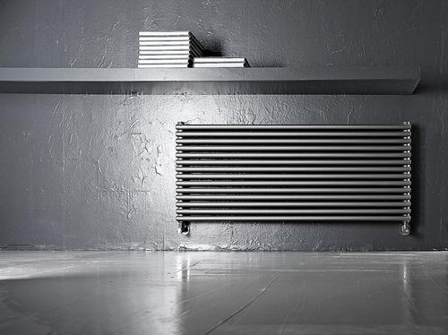 steel horizontal hot-water radiator A_25 Antrax IT