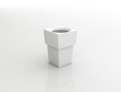 toothbrush holder K-SP groove design