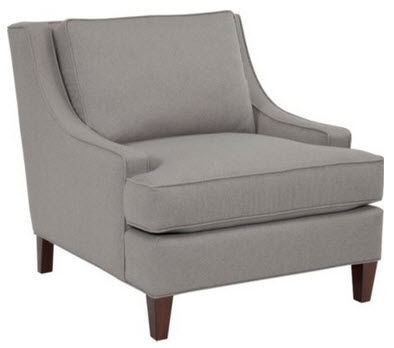 traditional armchair ANTIQUITY : 3599-0 Broyhill