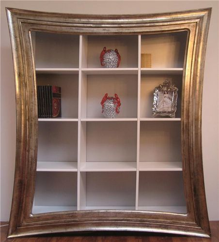 traditional bookcase CORNICHE Mantellassi 1926