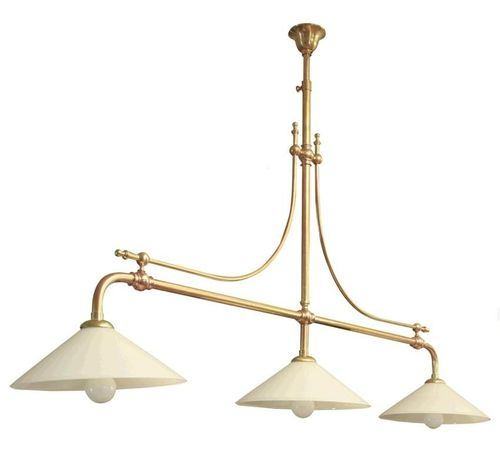 traditional chandelier (brass) LMR027V RESTART